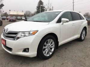 2014 Toyota Venza FWD 4 CYL - No Accidents / One Owner / TCUV