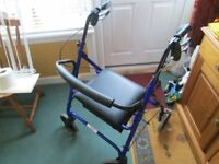 Mobility Walker for sale Excellent Condition.