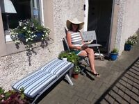 HOLIDAY COTTAGE FLAT (THE FIFIE), ACCOMMODATION, APARTMENT IN ST MONANS, FIFE, NEAR ST ANDREWS