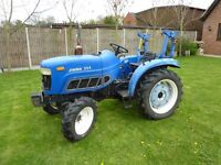 Jinma 245 compact tractor