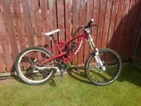 Jamis downhill bike