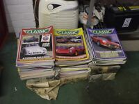 CLASSIC AND SPORTSCAR MAGAZINE 144 ISSUES