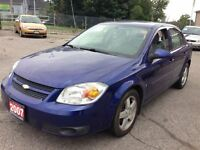 2007 Chevrolet Cobalt LT w/1SA Low Km's