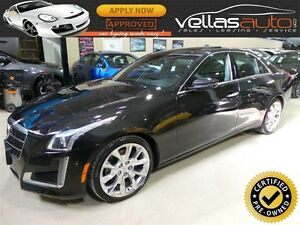 2014 Cadillac CTS 3.6L Premium 3.6L**PERFORMANCE**CTS4**19ALL...