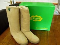 Ladies Ugg Boots, New, size 6 - unwanted gift, never worn