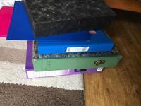 Folders, box files FREE!!!