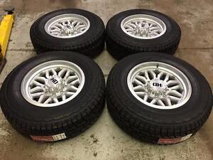"18"" FAST Rigg Wheels 8x165.1 (8x6.5"") and All Terrain Tires LT275/70R18 (GMC, CHEVY)"