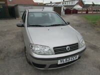 Fiat Punto Active - Spares or Repair - LEFT HAND DRIVE