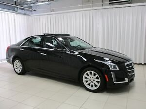 2014 Cadillac CTS BEST PRICED CTS AWD IN CANADA!!! LUXURY TRIM W