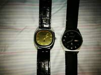 Vintage fully refurbished Allwyn gents automatic watches choose either one of two