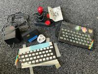 ZX Spectrum with games