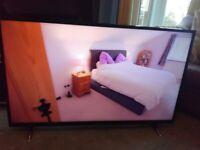 HITACHI 50 LED TV (50HB6T72U) FREEVIEW HD/SMART/MEDIA PLAYER/WIFI/FULL HD 1080P