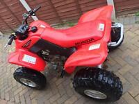 Honda Trx 250ex quad reduced !!!