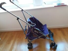 Tippitoes Stroller - Lightweight, foldable