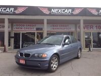2003 BMW 3 Series 325I AUT0MATIC LEATHER POWER SUNROOF
