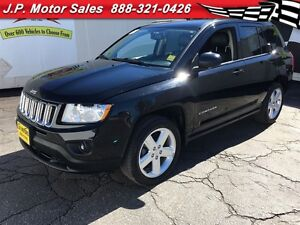 2013 Jeep Compass Limited, Automatic, Leather, Heated Seats