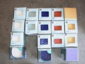 coloured tiles 100mm x 100mm