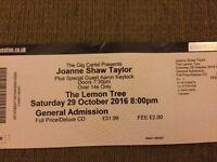 Joanne Shaw Taylor tickets