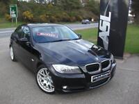 BMW 3 SERIES 320d EfficientDynamics (black) 2011