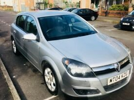 VAUXHALL ASTRA 1.6 PETROL NEW MOT 5 DOOR HATCHBACK