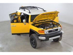 2007 Toyota FJ Cruiser Suspension surélevée **Boussole**