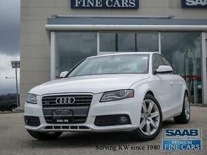 2011 Audi A4 2.0T Premium AWD 6 Sp Manual No Accidents