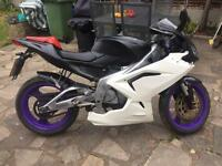 Aprilia Rs 125 project spares or repair good condition