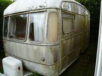 Classic caravan.