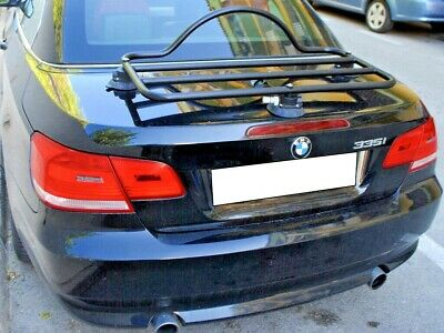 BMW 3 Series E93 Convertible Luggage Rack ; No clamps No Brackets No Damage Bmw 3 Series Convertible Price