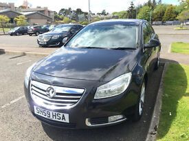 Vauxhall INSIGNIA saloon 4000 GBP perfect condition-07542896573