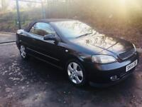 ✅ 04 Reg Vauxhall Astra 1.6 Coupe Convertible Only 123.000 Miles from new and just 2 former keeper