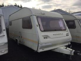 1997 Avondale classic 5 berth lightweight end bedroom PX poss CAN DELIVER