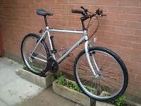MOUNTAIN BIKE FOR SALE adult size 21 inch frame - 26 INCH WHEELS uk delivery Paypal