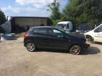 BREAKING 2008 VAUXHALL CORSA D 1.2 PETROL FOR PARTS