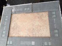 Pack of 8 (each pack contains 12 tiles) wall tiles in warm beige *REDUCED*