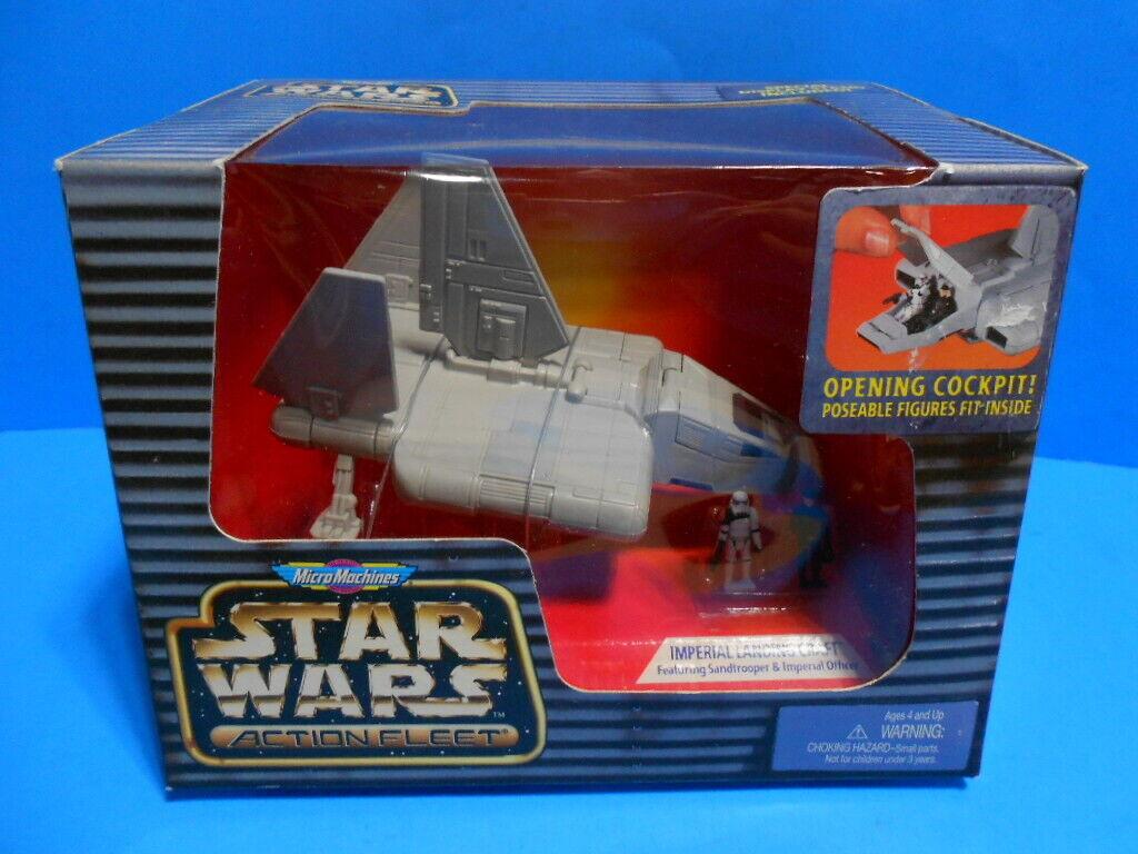 Star Wars Micro Machines Action Fleet Imperial Landing Craft