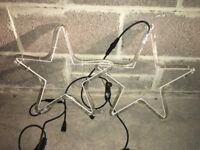 Outdoor LED static stars