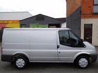 Finance Available on this 56 plate Ford Transit 2.2TDCi SWB MOT'd NO VAT to be added (44)