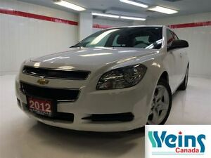 2012 Chevrolet Malibu LS*One Owner*Accident Free*