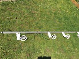 Illuma Mains Track with JCC lights RRP: £400