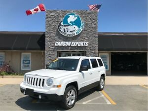 2014 Jeep Patriot LOOK NORTH EDITION! FINANCING AVAILABLE!