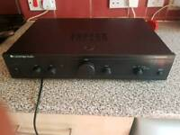 Cambridge audio amplifier 2 channel good condition all working order