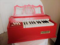 Rosedale Electric Chord Organ - Vintage 60's Instrument Musical Keyboard