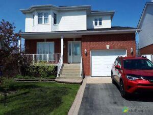 489 000$ - Maison 2 étages à vendre à Longueuil (St-Hubert)