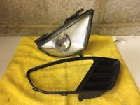Ford Fiesta mk6 offside fog light and surround Essex Ss17