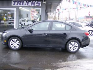 2013 Chevrolet Cruze LT PURCHASE AS LOW $100 DOWN !!