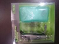 GOLF UTILITY KEYRING AND HAND WARMER 8 IN 1
