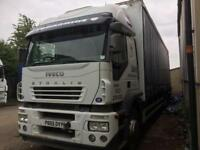 Iveco stralis 26 Ton Truck rear steer 2005 breaking