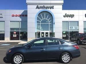 2016 Nissan Sentra S LOW PAYMENT OPTIONS, WARRANTY REMAINING
