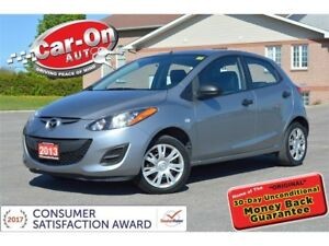 2013 Mazda MAZDA2 A/C POWER GROUP ONLY $51 Bi-weekly o.a.c